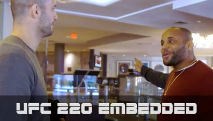 UFC 220 Embedded Episode 5