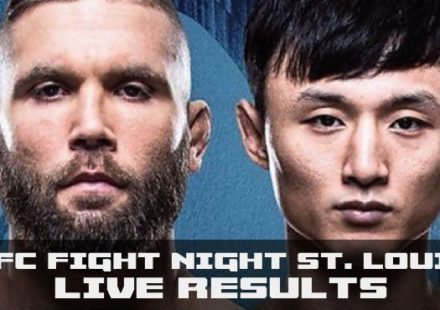 UFC Fight Night Stephens vs Choi Full Live Results