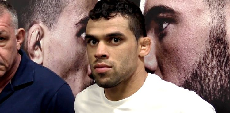 Renan Barao at UFC Fight Night 88