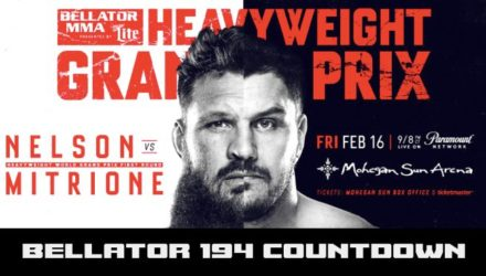 Bellator 194 Countdown