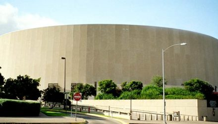 Frank Erwin Center - Austin Texas