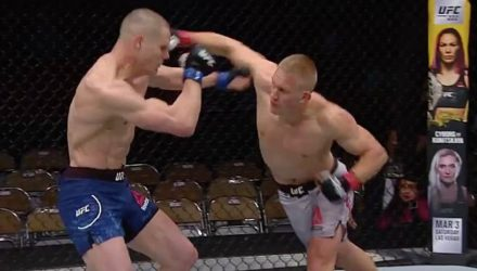 Oskar Piechota UFC Austin Fight Highlights