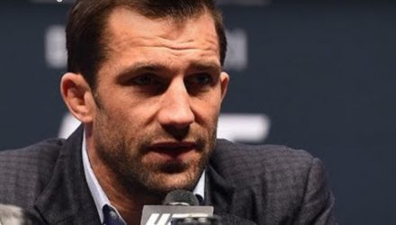 Luke Rockhold - UFC fighter