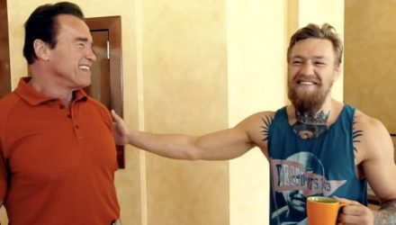 Arnold Schwarzenegger and Conor McGregor - The Notorious documentary