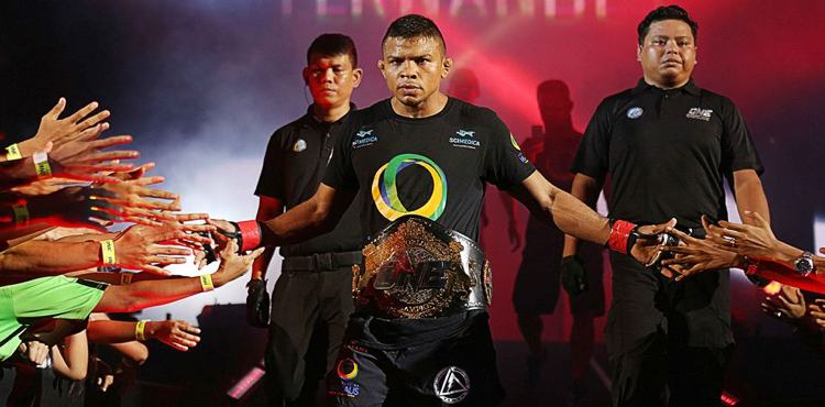 Bibiano Fernandes - ONE Championship
