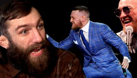 Michael Chiesa comments on Conor McGregor