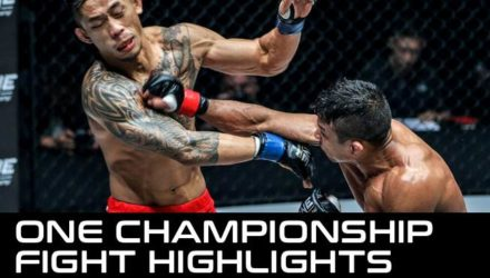 ONE Championship Iron Will Fight Highlights