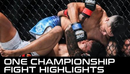 ONE Visions of Victory Fight Highlights Video