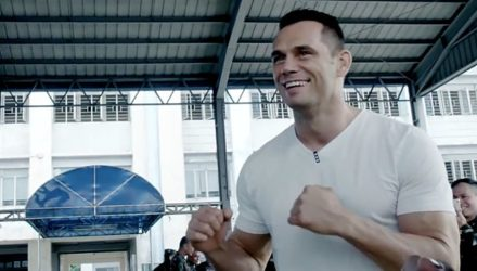 Rich Franklin - ONE Warrior Series