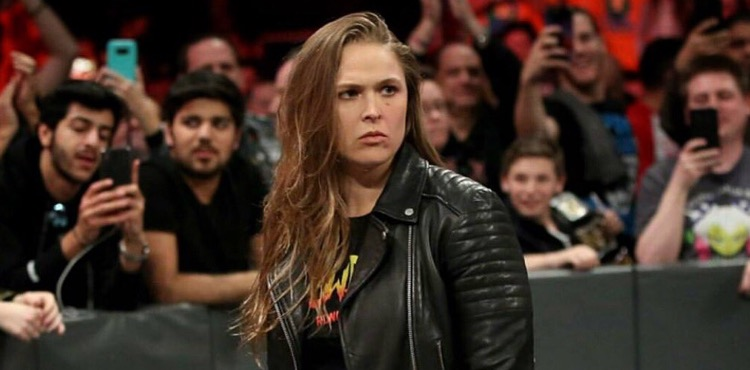 Image result for ronda rousey wwe