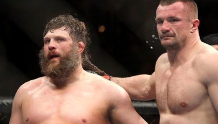 Roy Nelson defeats Mirko Cro Cop at UFC 137