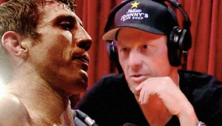 Tim Kennedy and Lance Armstrong