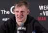Alexander Volkov UFC London Post-Fight Press Conference