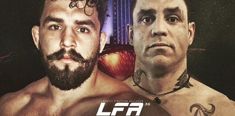 LFA 36 - Johnson vs. Turner