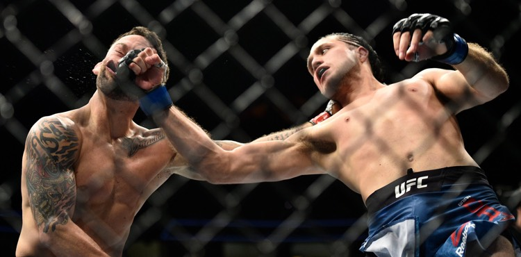Watch Brian Ortega Knock Frankie Edgar Out (UFC 226 Free Fight)