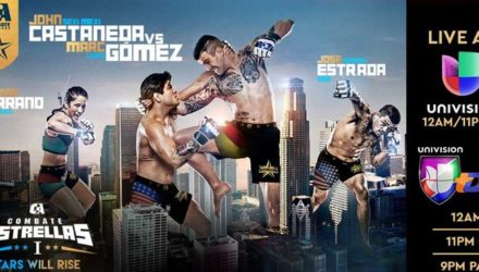 Combate Americas on Univision Deportes