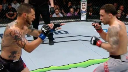 Frankie Edgar UFC Atlantic City Fight Highlights