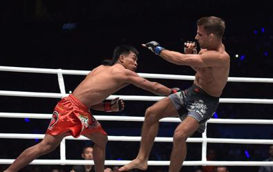 Kevin Belingon defeats Andrew Leone - ONE Championship