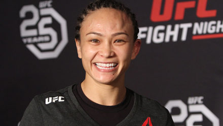 Michelle Waterson at UFC on FOX 29