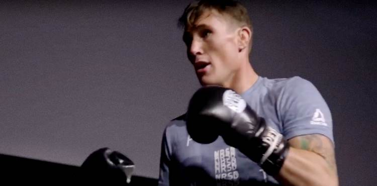 Darren Till - UFC LIverpool Open Workout