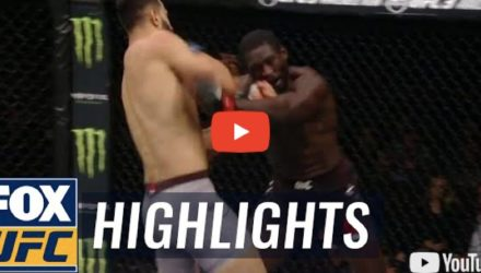 Dominick Reyes UFC Chile Highlights