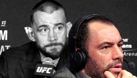 Joe Rogan on CM Punk