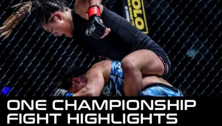 ONE Championship Unstoppable Dreams Fight Highlights