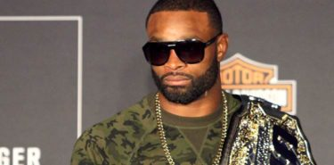 Tyron Woodley UFC 214 Post-Fight