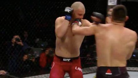 Vicente Luque UFC Chile Highlights