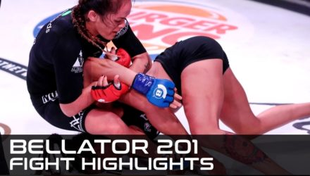 Bellator 201 Fight Highlights