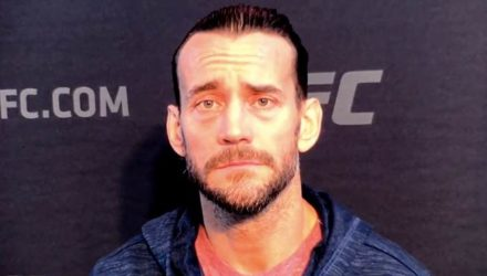 CM Punk UFC 225 Media Day