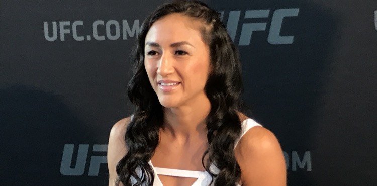 Carla Esparza Not Sure She Can Let Go Of The Bad Blood With Claudia