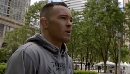 Colby Covington UFC 225 Embedded Episode 4