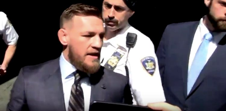 Conor McGregor after June 14 Court Date