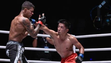 Geje Eustaquio defeats Adriano Moraes at ONE Pinnacle of Power