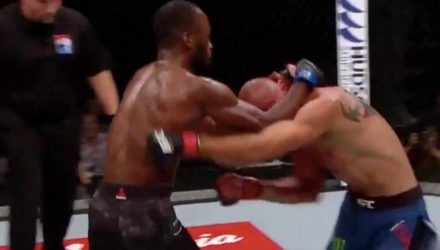Leon Edwards UFC Singapore Highlights