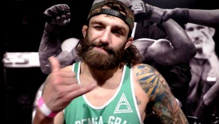 Michael Chiesa at Dana White's Tuesday Night Contender Series
