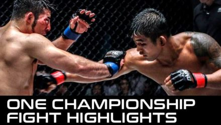 ONE Championship Spirit of a Warrior Fight Highlights