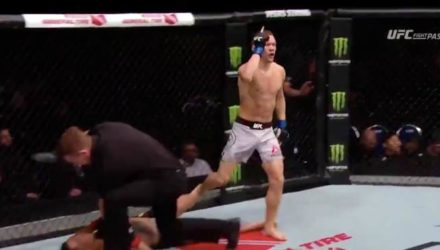 Peter Yan UFC Singapore Highlights