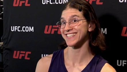 Roxanne Modafferi TUF 27 Finale Media Day