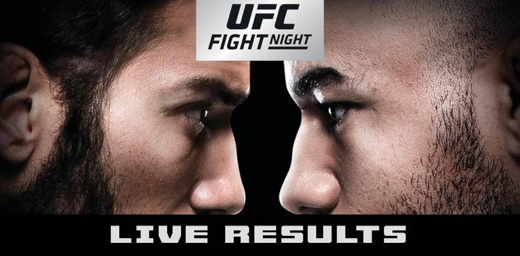 UFC Fight Night: Rivera vs. Moraes