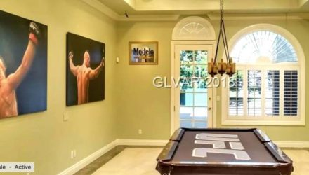 Ultimate Fighter house for sale