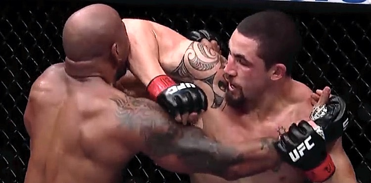 UFC 225: Whittaker vs. Romero 2 Fight Motion - Slow Motion Highlights