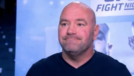 Dana White UFC on FOX 30 Scrum