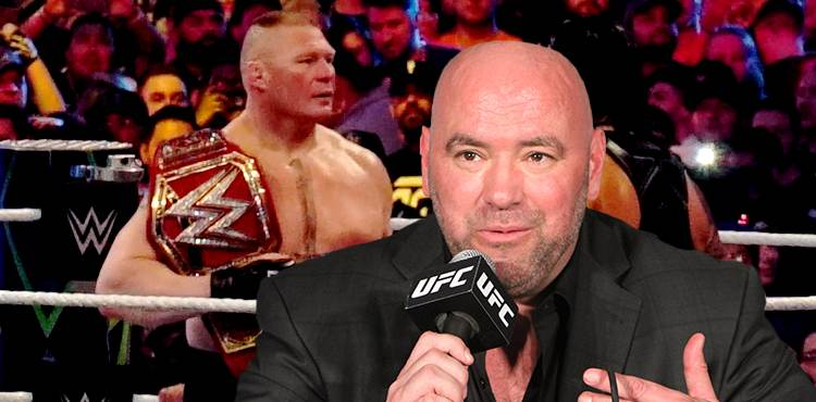 Dana White Addresses Brock Lesnar's Status at UFC 232 Press Conference