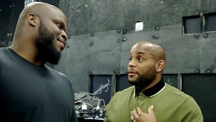 Derrick Lewis and Daniel Cormier UFC 226 Embedded