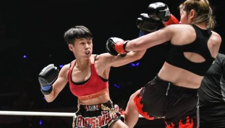 Kai Ting Chuang wins at ONE Battle for the Heavens
