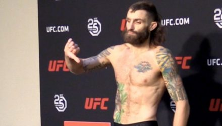 Michael Chiesa UFC 226 weigh-in miss