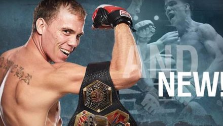 Nate Landwehr - New M-1 Global Champion