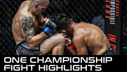 ONE Pursuit of Power Fight Highlights